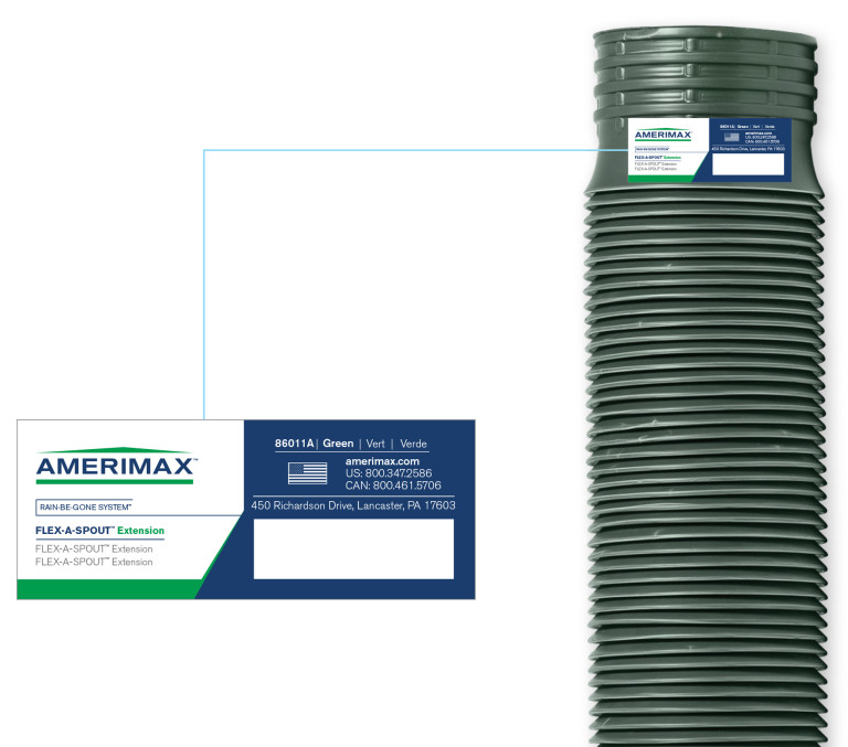 Amerimax Logo, Branding and Packaging