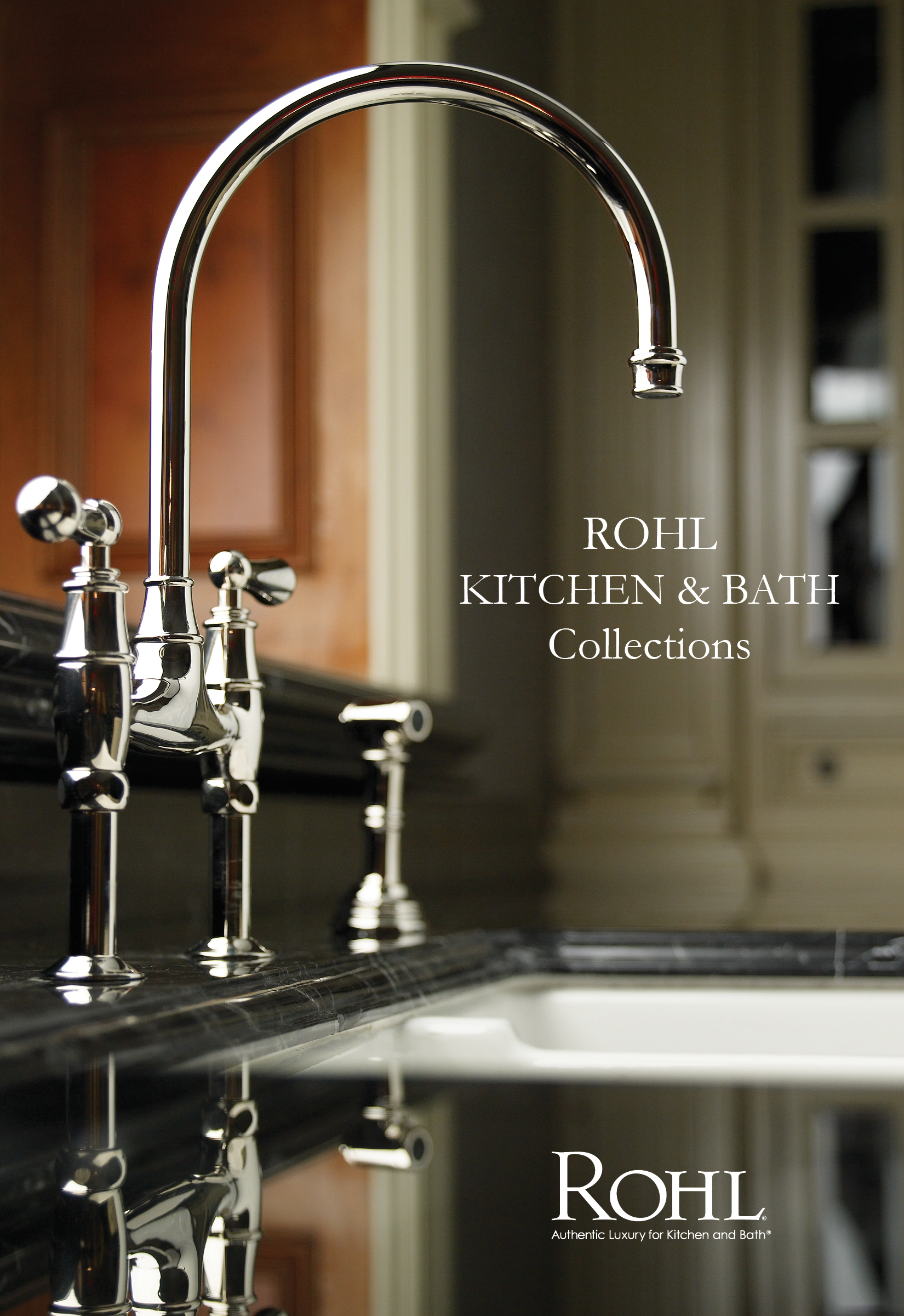 "The ROHL ""Mini"" Collections Book"