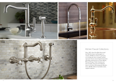 Kitchen Faucets Spread